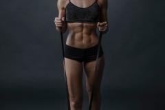 Fitnessfotografie-Frau-Ganzkörperportrait