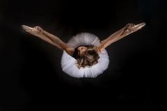 Sportfotografie.ballet.spagat