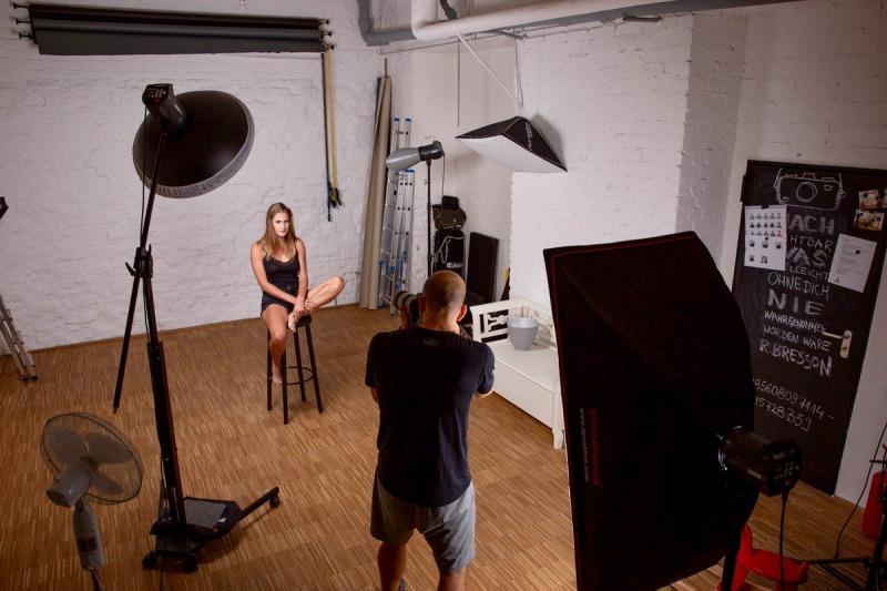 nonverbal | Portraitfotografie | Studio