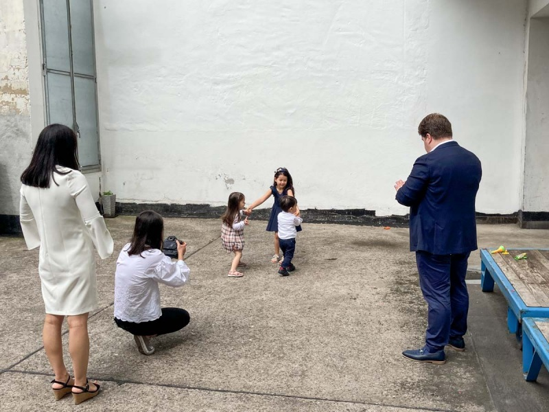 nonverbal | Familienfotografie | Outdoor