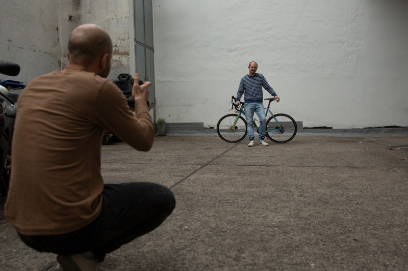 nonverbal | Portraitfotografie | Outdoor