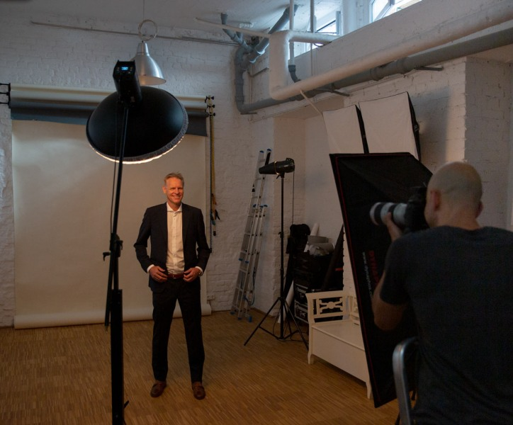 nonverbal | Businessfotografie | Studio