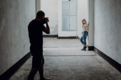 nonverbal | Portraitfotografie | Outdoor | Street