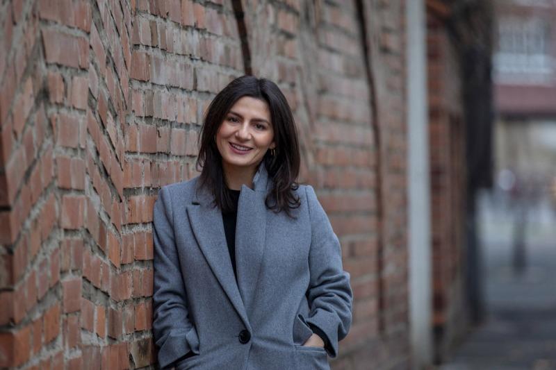 Businessportrait | Valeria-Perrelli | Ora Pilates Studio